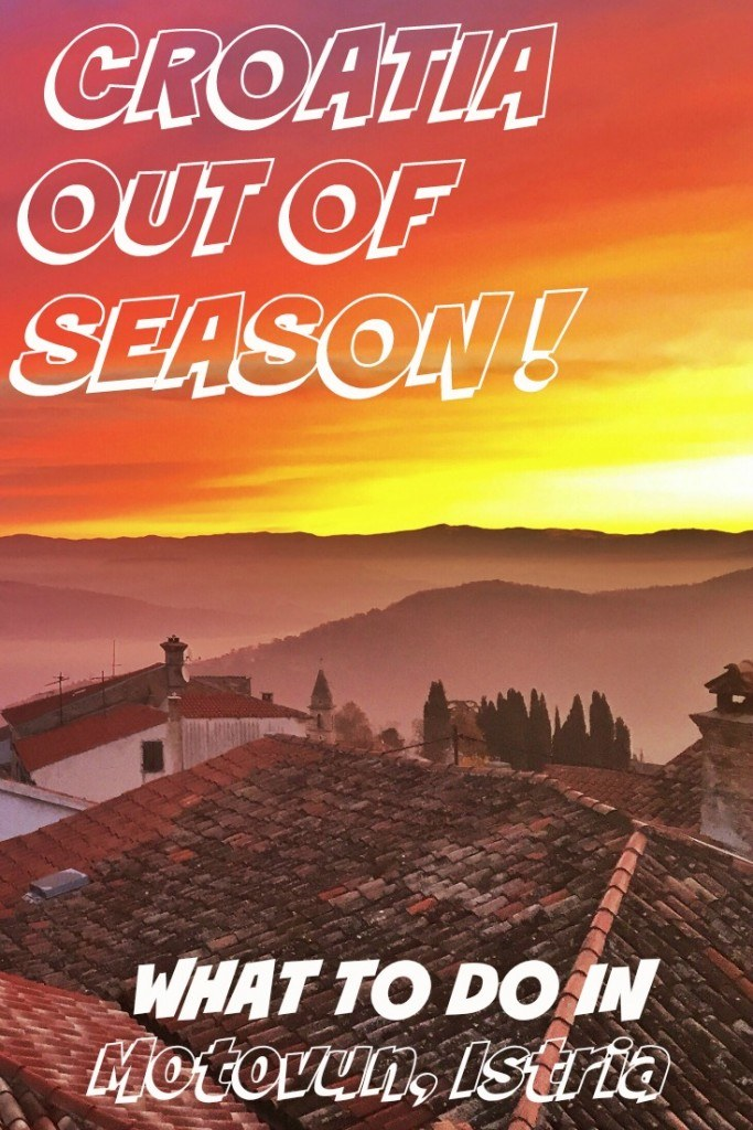 WHAT TO DO IN CROATIA OUT OF SEASON - CHASING THE DONKEY CROATIA TRAVEL BLOG