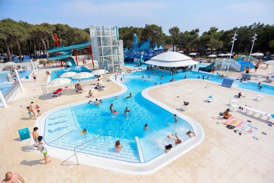 Aquarpark Cikat Pools | Croatia Travel Blog