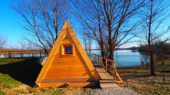 Camp Zagreb Glamping Tent | Croatia Travel Blog