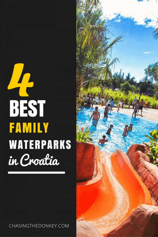 Croatia's Best Family Waterparks