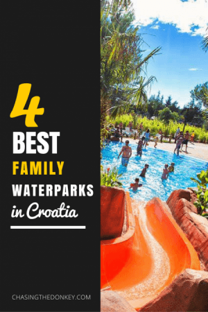 A lot of young families with small children that come to visit Croatia search for fun activities to entertain their youngsters for the whole day, preferably water activities to keep cool during the hot summer days. Here are 4 family water parks in Croatia to beat the heat