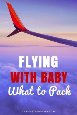 Flying with Baby | Croatia Travel Blog