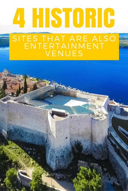 Historic Concert Venues Not to be Missed in Croatia | Travel Croatia Blog