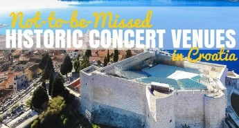 Historic Concert Venues in Croatia