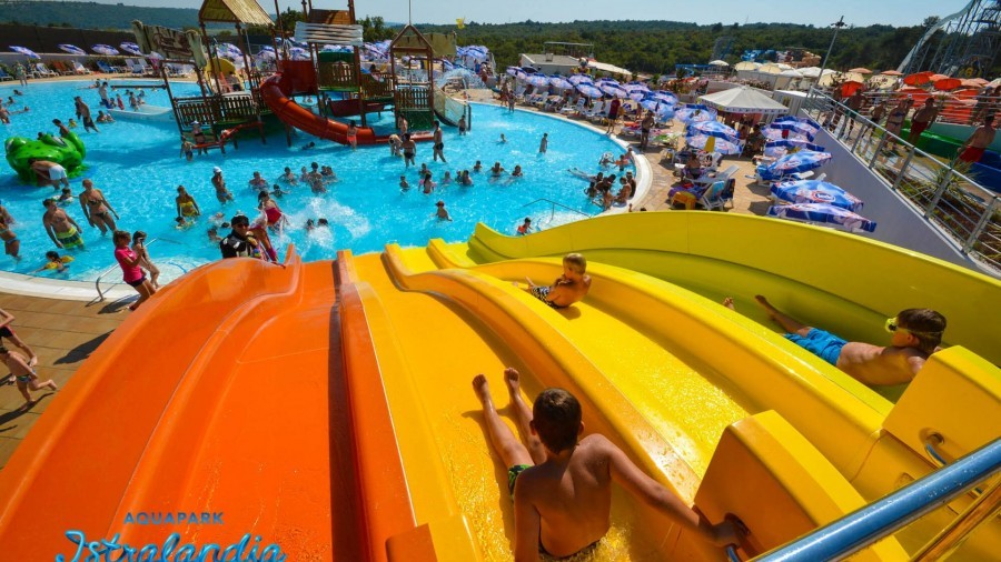 Istralandia Waterpark | Croatia Travel Blog