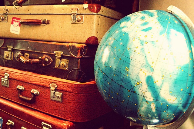 Suitcases and Globe | Croatia Travel Blog