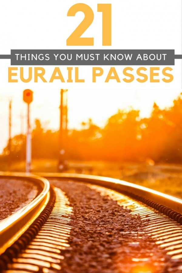 Travel Europe by Train With a Eurail Pass Tracks | Croatia Travel Blog
