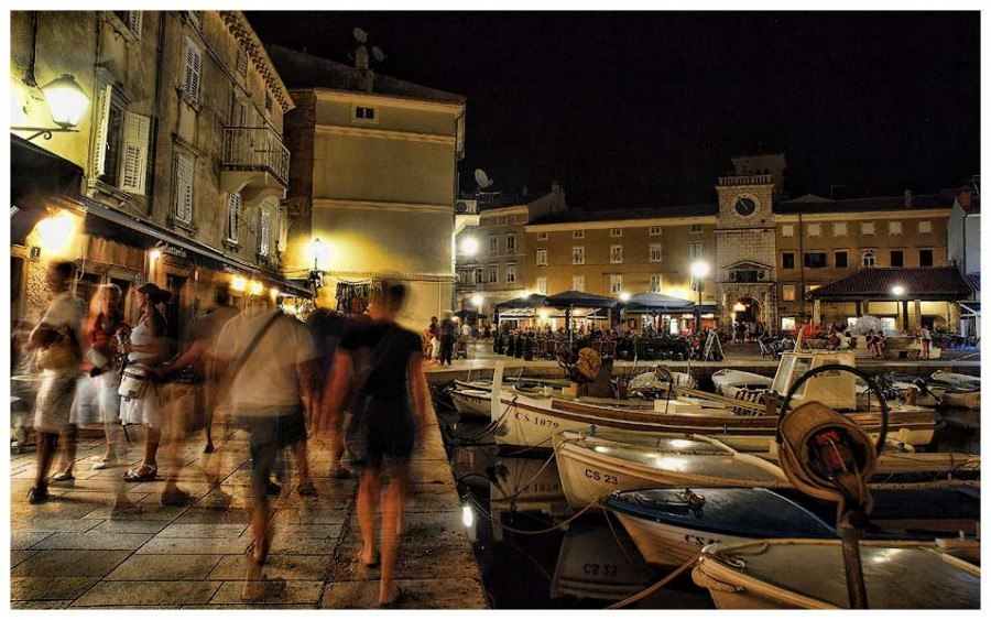 Things to do on Cres | cres-island-nightlife | Croatia Travel Blog