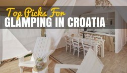 Glamping in Croatia | Croatia Travel Blog COVER
