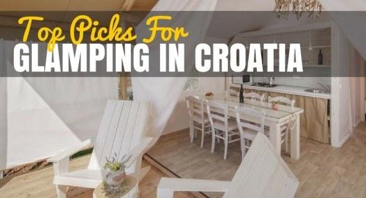 Glamping in Croatia | Croatia Travel Blog COVER