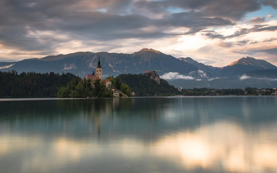 Slovenia Facts | lake-bled-slovenia | Croatia Travel Blog