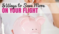 Ways to Save on Flights Cover