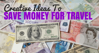 Creative Ideas to Save Money for Travel Cover