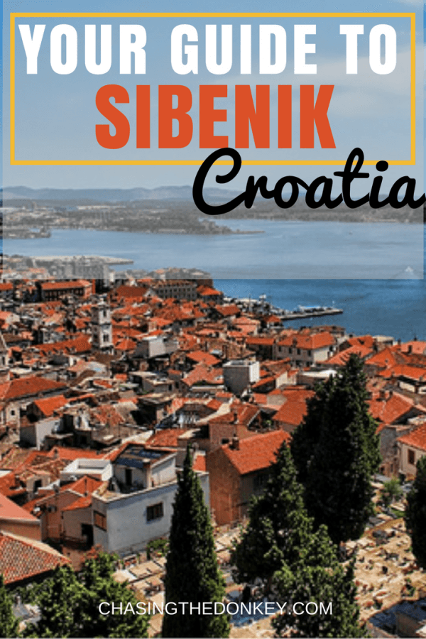 Things to do in Croatia_Sibenik PIN | Croatia Travel Blog