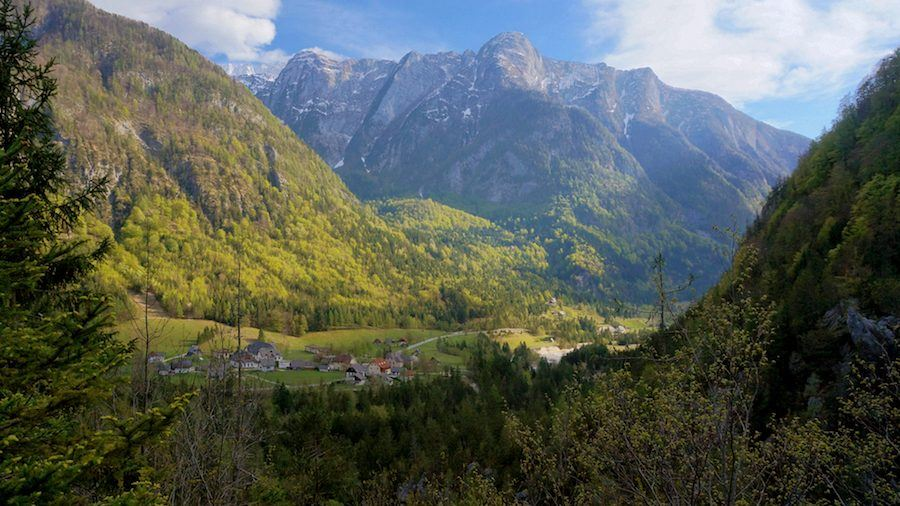 Things to do in the Balkans_Soca River Valley