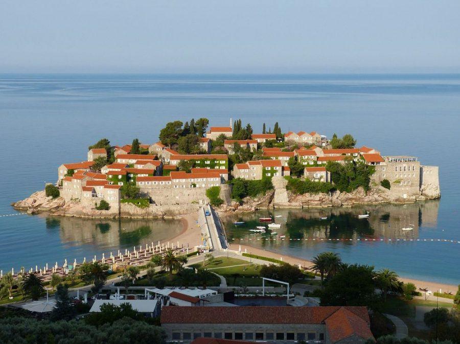 Island Sveti Stefan Montenegro | Montenegro Travel Blog