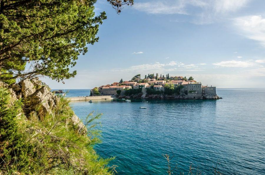 View Sveti Stefan Montenegro | Montenegro Travel Blog