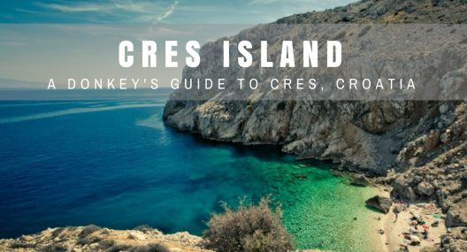 Things to do on Cres Island Croatia