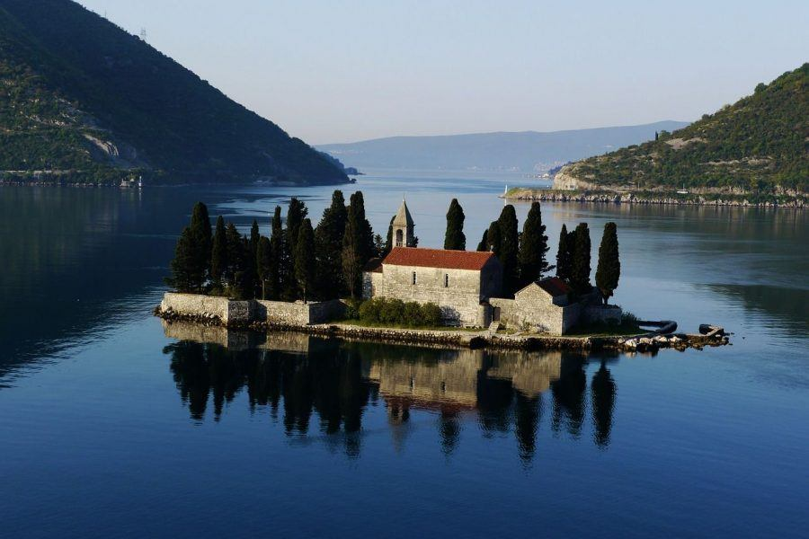 Island - Bay of Kotor Montenegro | Montenegro Travel Blog