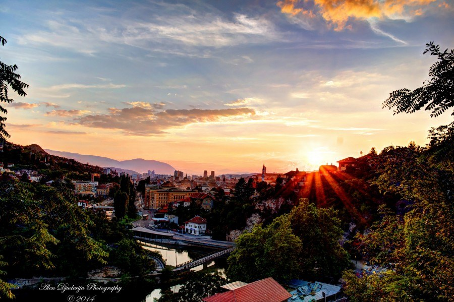 Things to do in Bosnia and Herzegovina | bosnia-sunset | Croatia Travel Blog