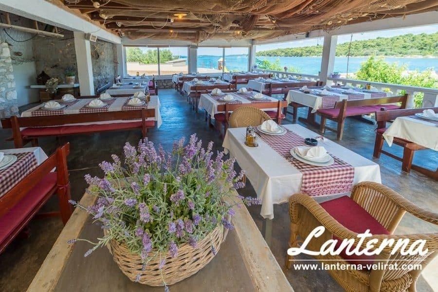 Croatia Travel Blog_Things to do in Croatia_Things to do on Dugi Otok_Where to Eat on Dugi Otok_Konoba Lanterna
