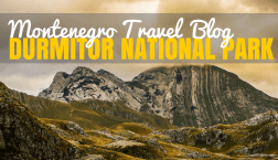 Durmitor National Park Hiking Adventures in Montenegro