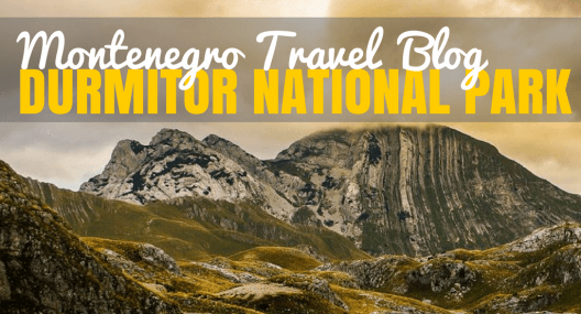 Durmitor National Park Hiking Adventures in Montenegro