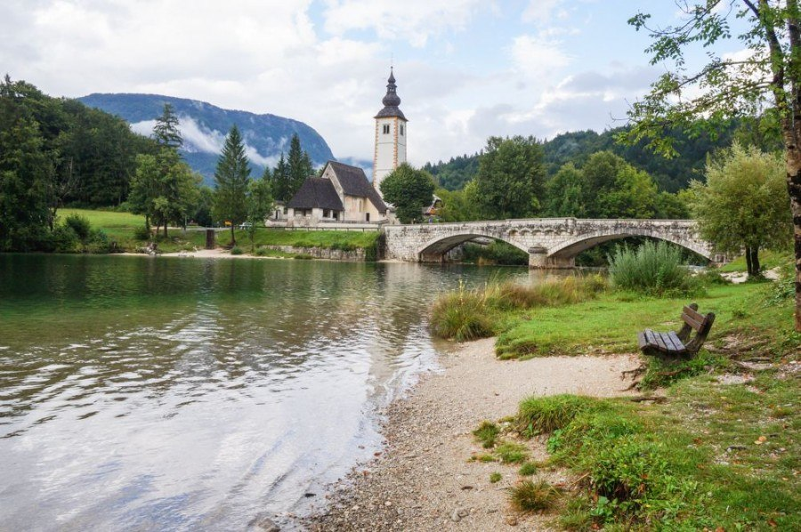 Slovenia Facts | Lake Bohinj - Adventure in Slovenia | Slovenia Travel Blog