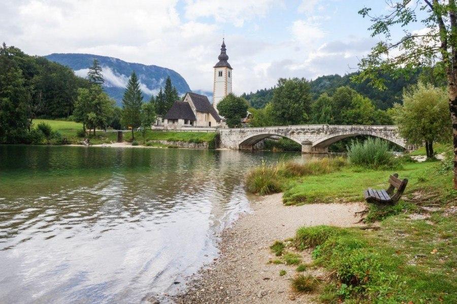Lake Bohinj - Bohinj Slovenia | Slovenia Travel Blog