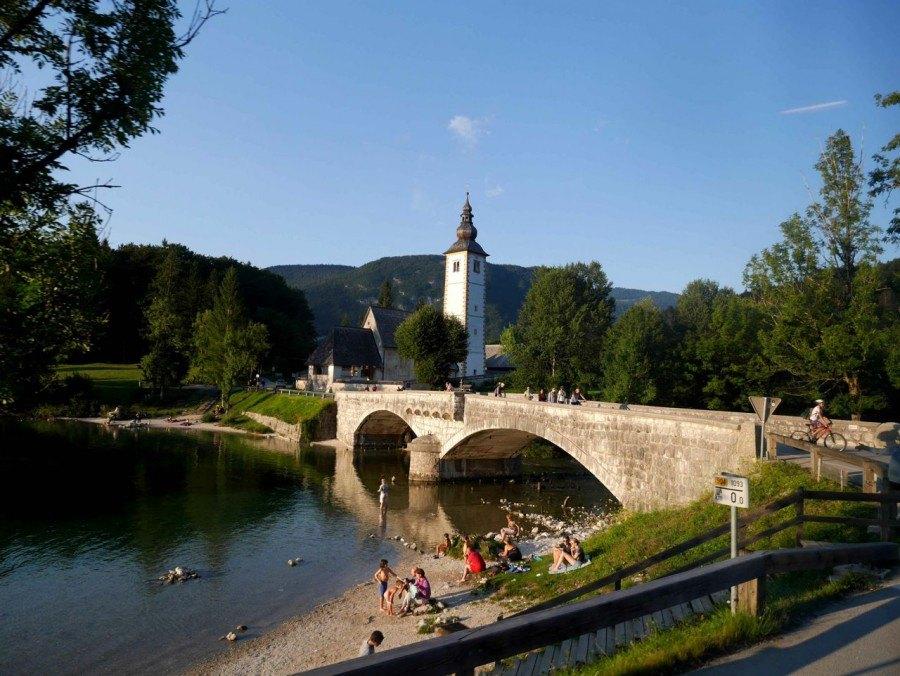 Ribcev Laz - Things to do in Lake Bohinj Region   Slovenia Travel Blog