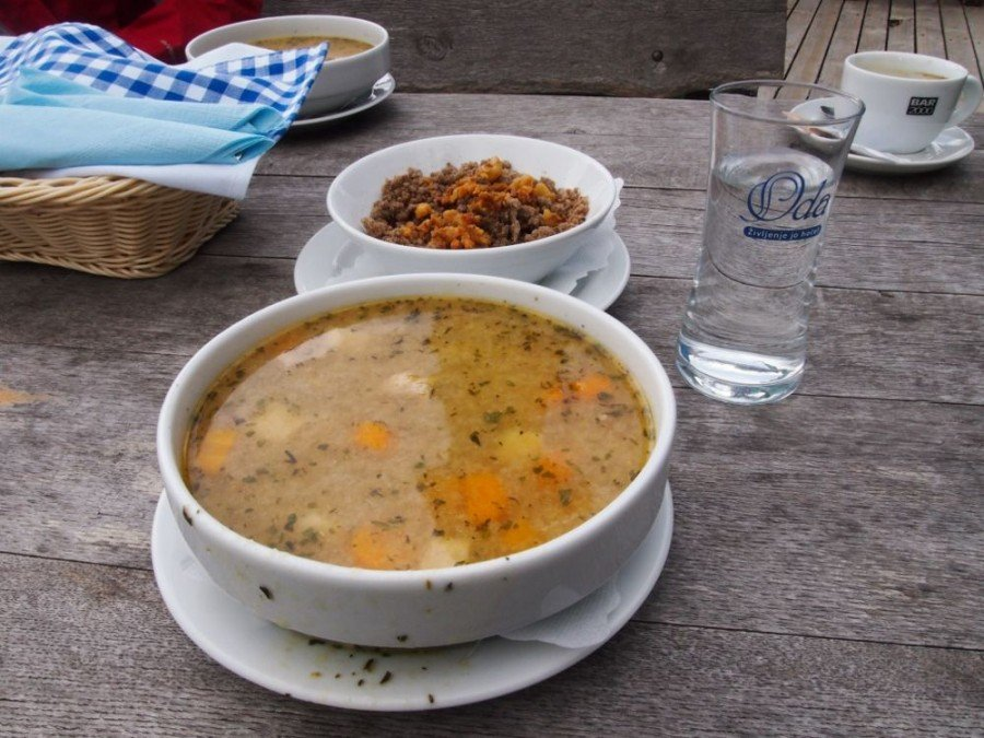 Veal Stew - Bohinj Slovenia | Slovenia Travel Blog