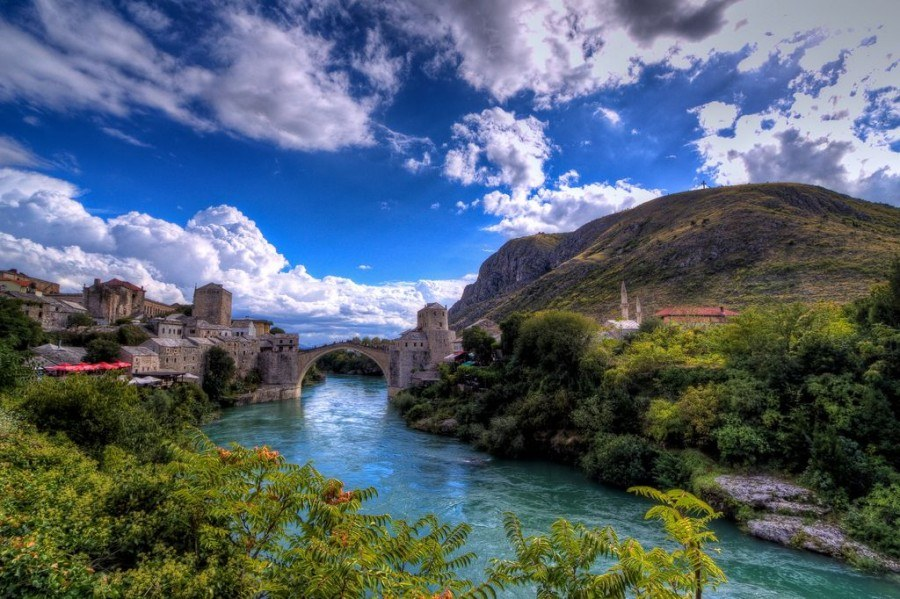 Mostar Bridge Bosnia | Stari Most | Bosnia Travel Blog