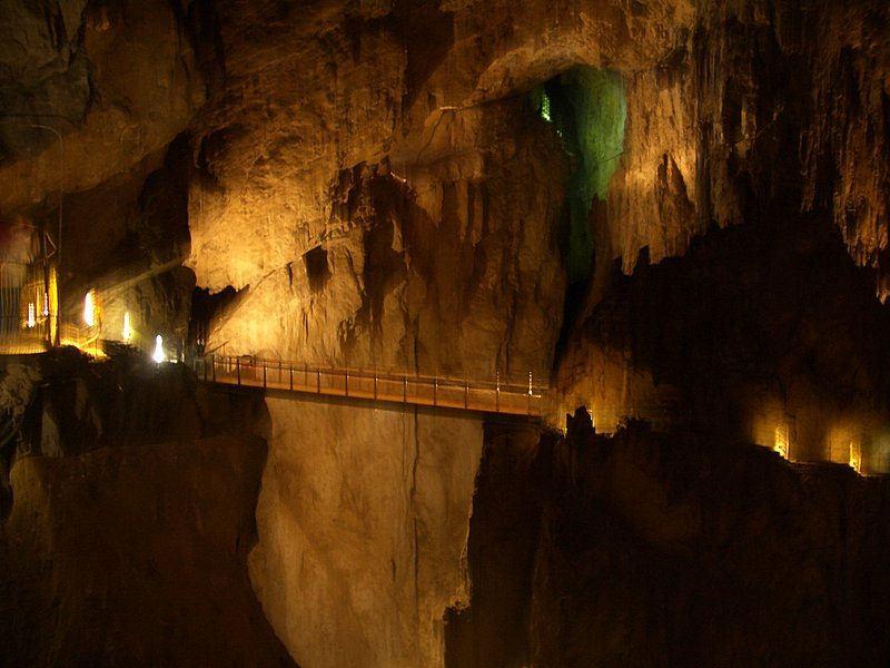Slovenia Caves | Caves in Slovenia Travel Blog | Skocjan Cave