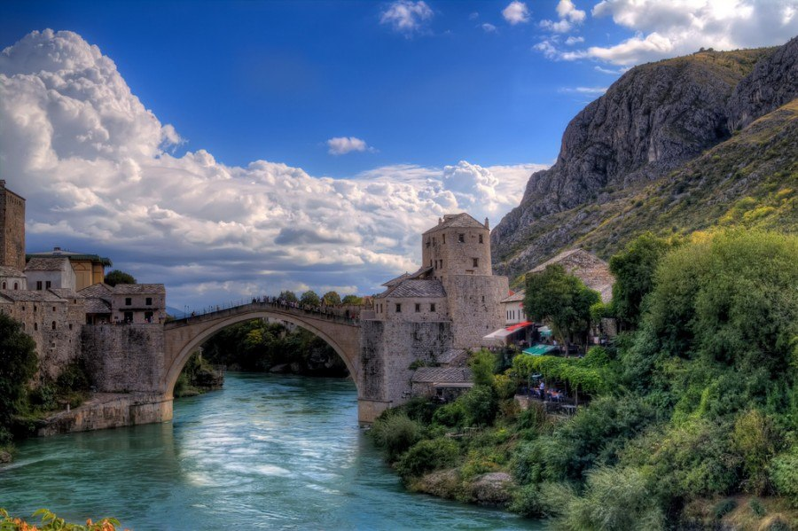 Things to do in Bosnia and Herzegovina | Stari Most Bosnia | Croatia Travel Blog
