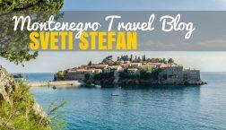 Sveti Stefan Montenegro: History and Luxury