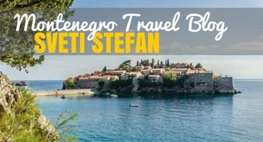 Sveti Stefan Montenegro: History and Luxury