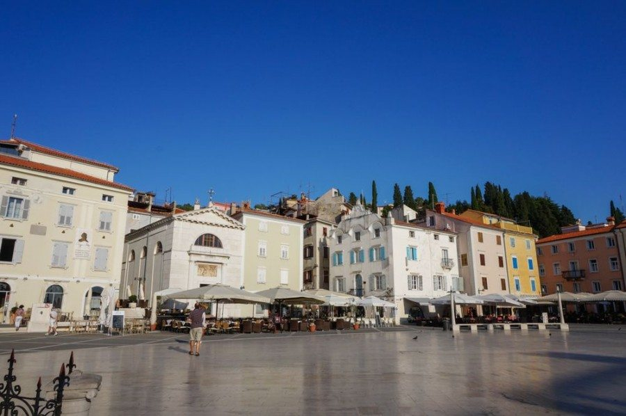Things to do in Piran Slovenia | Tartini Square, Piran | Slovenia Travel Bog