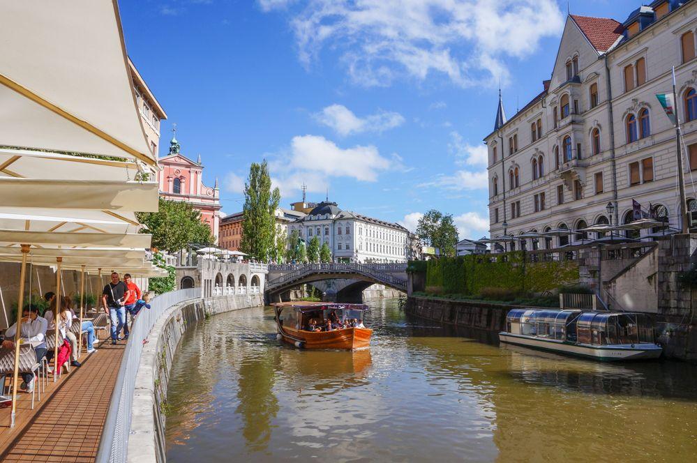 Things to do in Ljubljanica River | Slovenia Travel Blog