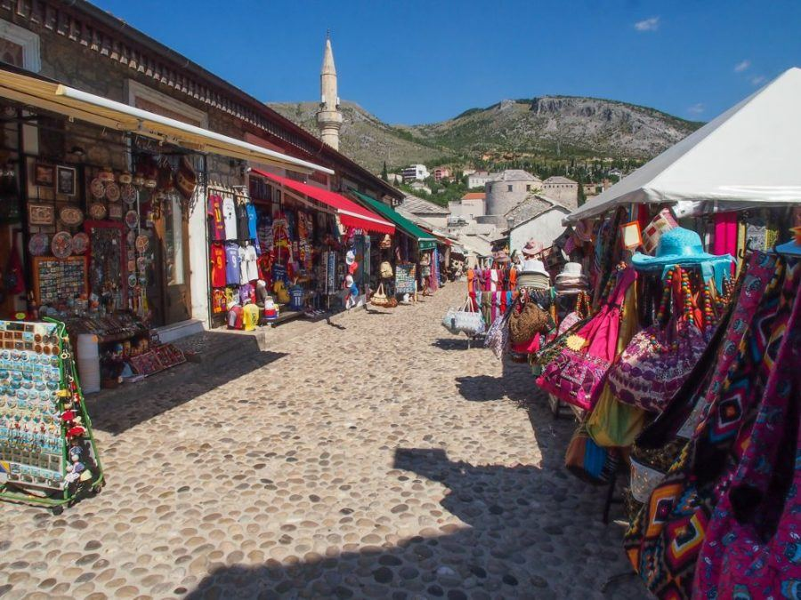 Bazaar - Things to do in Mostar Bosnia and Herzegovina | Bosnia and Herzegovina Travel Blog