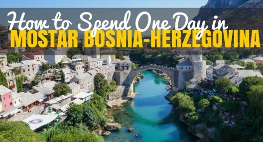 Things to do in Mostar Bosnia and Herzegovina: How to Spend a Day in Mostar
