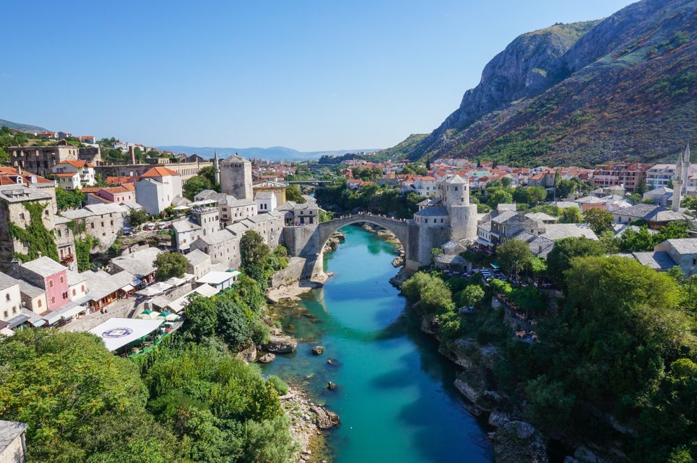 Bridge - Things to do in Mostar Bosnia and Herzegovina | Bosnia and Herzegovina Travel Blog