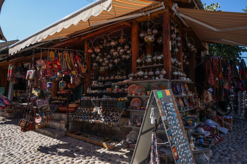 Shopping - Things to do in Mostar Bosnia and Herzegovina | Bosnia and Herzegovina Travel Blog