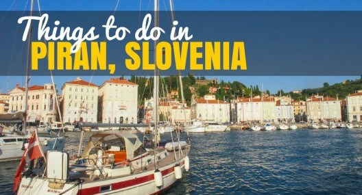Seaside Delight in Piran Slovenia