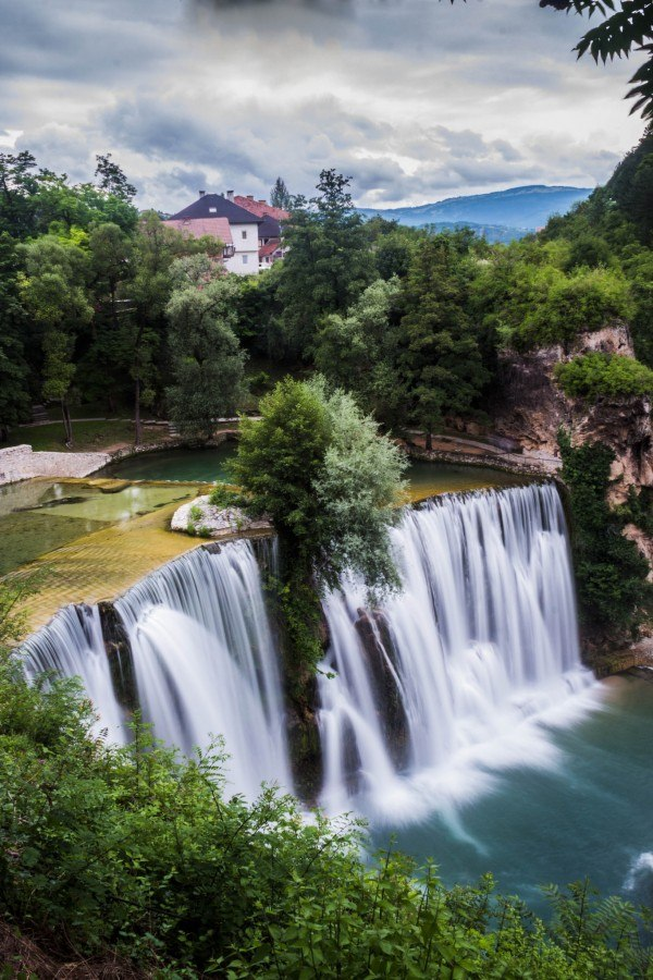 waterfalls-of-jajce-bosnia | Croatia Travel Blog