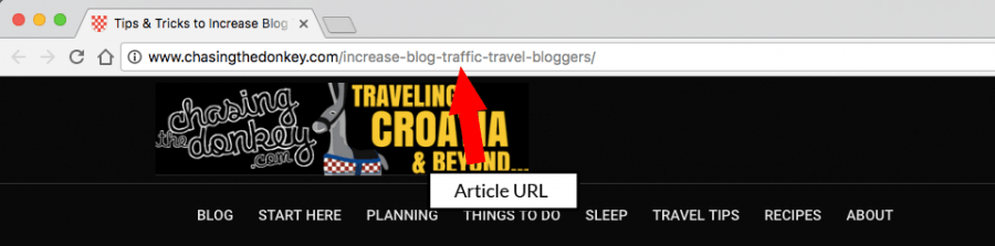 article-urls-for-seo-travel-blogs | Croatia Travel Blog