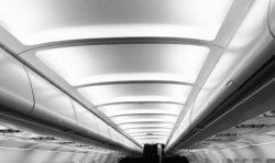 Airplane Cabin_Best Lightweight Cabin Luggage Review_COVER