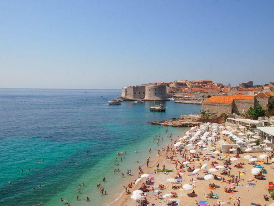 Balkans Travel Guide: Best Beaches in the Balkans. Banje Beach