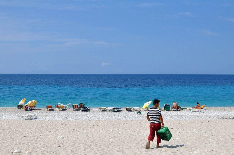Balkans Travel Guide: Best Beaches in the Balkans: Borshi Beach