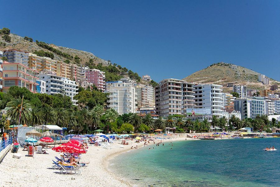 Balkans Travel Guide: Best Beaches in the Balkans | Saranda Beach