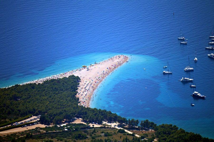 Balkans Travel Guide: Best Beaches in the Balkans | Zlatni Rat Beach